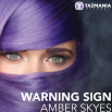 Amber Skyes —  Warning Signs
